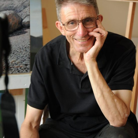 Photo of JOE DOWNON, Watercolour Artist