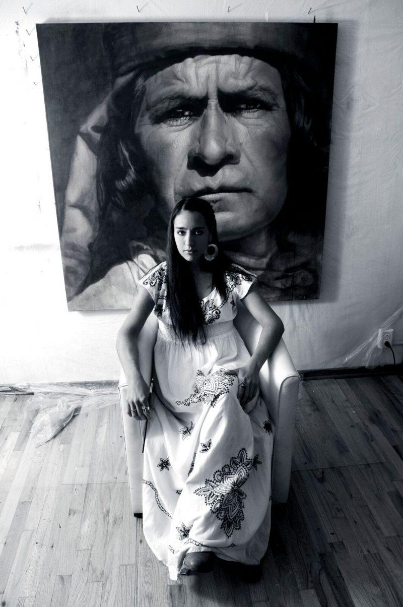 Photo of PATRICIA GUZMAN, Watercolour Artist