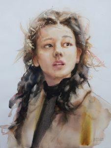 iwm2022 elke memmler, best watercolor artists in the world appear at LilleSHALL hALL ENGLAND.Masters, Alliance, IWM, David, Poxon, Im david, Best seller,, Books, Art book, buy,